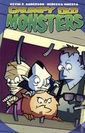 Grumpy Old Monsters TPB (2004 IDW) 1-1ST