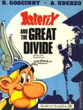 Asterix and the Great Divide GN (1980 Dargaud Edition) 1-1ST