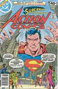Action Comics (1938 DC) Mark Jewelers 496MJ
