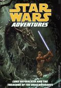 Star Wars Adventures Luke Skywalker and the Treasure of the Dragonsnakes TPB (2010 Dark Horse Digest) 1-1ST