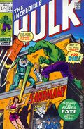 Incredible Hulk (1962-1999 1st Series) UK Edition 138UK