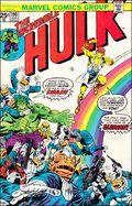 Incredible Hulk (1962-1999 1st Series) Mark Jewelers 190MJ