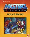Masters of the Universe Teela's Secret HC (1985 Golden Book) 1-1ST