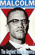 Malcolm X The Angriest Man in America GN (1992 LPH) 1-1ST
