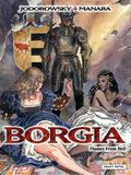 Borgia Flames from Hell HC (2009) 1-1ST