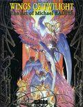Wings of Twilight The Art Michael Kaluta HC (2001 NBM) 1A-1ST