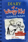 Diary of a Wimpy Kid HC (2007-Present Abrams Books) 2-REP