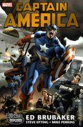 Captain America Omnibus HC (2007 Marvel) By Ed Brubaker 1A-REP