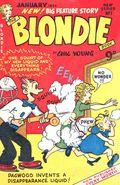 Blondie Book (1953 Australian) 1