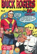 Buck Rogers of the 25th Century (circa 1955 Australian) 2