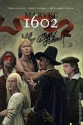 Marvel 1602 HC (2004 Limited Signed Edition) 1-1ST