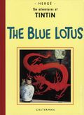 Adventures of Tintin The Blue Lotus HC (2006) 1-1ST