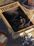 Testament GN (2003 Metron Press) 1-1ST