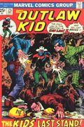 Outlaw Kid (1970 Marvel) Mark Jewelers 25MJ