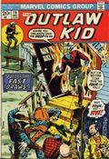 Outlaw Kid (1970 Marvel) Mark Jewelers 19MJ