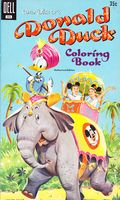Donald Duck Coloring Book (1957) 1957