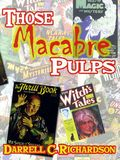 Those Macabre Pulps SC (2004) 1-1ST