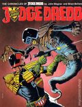 Judge Dredd TPB (1982-1989 Titan Books) The Chronicles of Judge Dredd 1-1ST