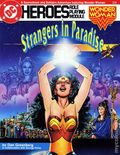 DC Heroes Role-Playing Module Wonder Woman Strangers in Paradise SC (1988 Mayfair) #239
