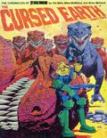 Cursed Earth TPB (1982 Titan Books) The Chronicles of Judge Dredd 2-REP