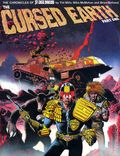 Cursed Earth TPB (1982 Titan Books) The Chronicles of Judge Dredd 1-1ST