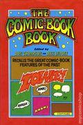 Comic-Book Book HC (1973 1st Edition) 1-1ST