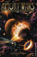 Amory Wars The Second Stage Turbine Blade TPB (2008-2009 Image) 2-1ST