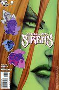 Gotham City Sirens (2009) 8