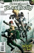 Green Arrow Black Canary (2007) 28