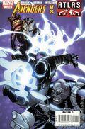 Avengers vs. Atlas (2010 Marvel) 1A