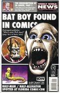 Weekly World News (2010 IDW) 1A