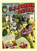 U.S. Border Patrol Comics (1944) Holyoke One-shot 5