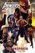 Mighty Avengers The Unspoken HC (2010 Marvel) 1-1ST