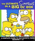 Ultimate Simpsons in a Big Ol' Box TPB Set (2002 HarperCollins) A Complete Guide to Our Favorite Family Season 1-12 0-SET