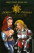 Daystar Studios Entertainment 2007 Previews FCBD 2007