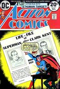 Action Comics (1938 DC) Mark Jewelers 429MJ