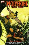 Wolverine First Class Class Actions TPB (2010 Marvel) 1-1ST