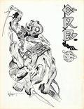 ERB-dom (1960 Burroughs Fanzine) 7