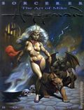 Sorcerer The Art of Mike Hoffman SC (2002) 1-1ST
