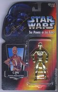 Star Wars Action Figure (1995-1997 Kenner) Signed Package C-3PO