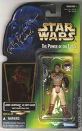 Star Wars Action Figure (1995-1997 Kenner) Signed Package LANDO1