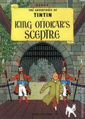 Adventures of Tintin King Ottokar's Sceptre GN (1974 Little Brown and Company) 1-REP