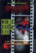 Spider-Man Wanted Dead or Alive HC (1998 A Putnam Novel) 1-1ST