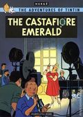 Adventures of Tintin The Castafiore Emerald GN (1975 Little Brown and Company) 1-REP