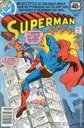 Superman (1939 1st Series) Mark Jewelers 335MJ