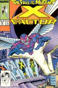 X-Factor (1986 1st Series) Mark Jewelers 24MJ
