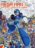 Mega Man X Official Complete Works SC (2009) 1-1ST
