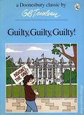 Guilty, Guilty, Guilty! TPB (1974 Holt, Rinehart and Winston) A Doonesbury Classic 1-REP