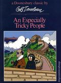 An Especially Tricky People TPB (1977 Holt, Rinehart and Winston) A Doonesbury Classic 1-REP