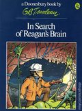 In Search of Reagan's Brain TPB (1981 Doonesbury Classic) 1-1ST